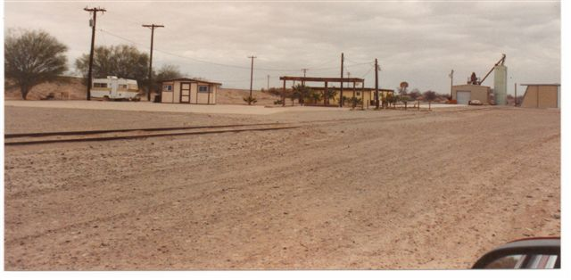 Gadsden/ Walt's Station about 1990
