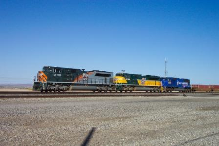 Trio of Heritage units in Yuma