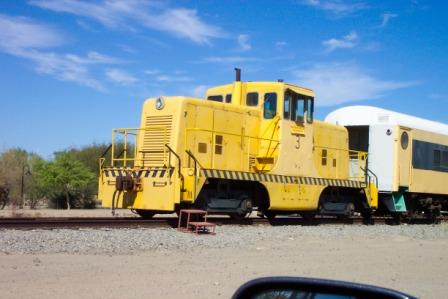 Yuma Valley Railway Loco #3