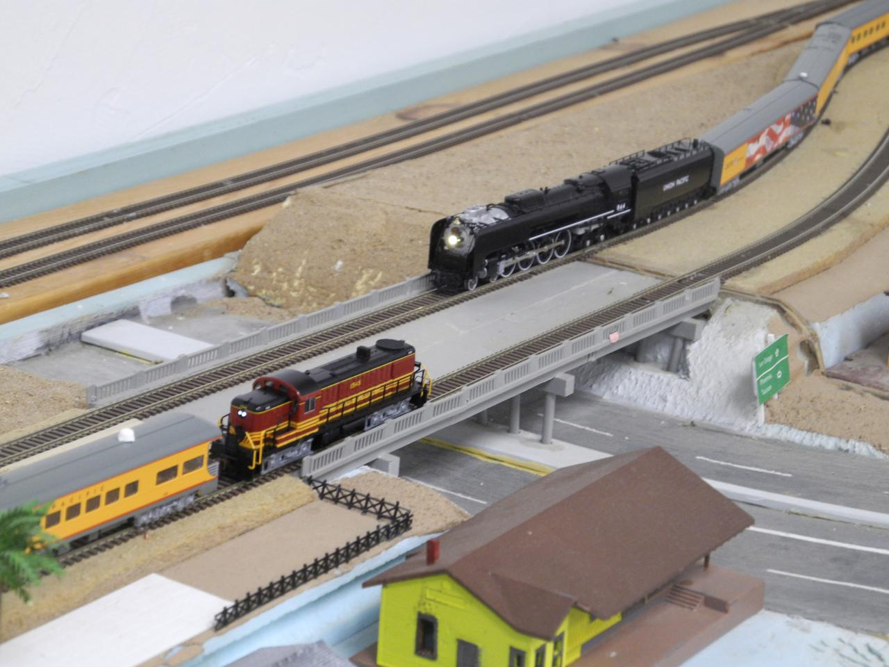 Yuma Model Railroaders -